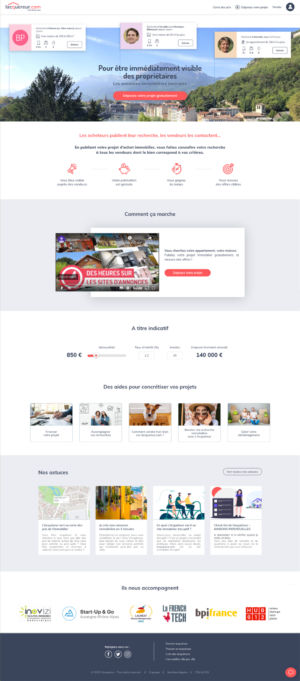 1 Home Page L Acquereur