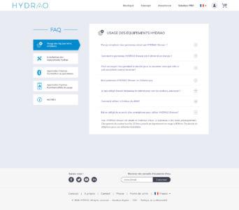 FAQ-Hydrao