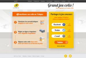 Jeu Concours Colis Desktop Step3