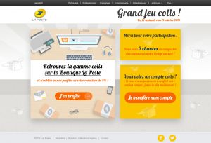 Jeu Concours Colis Desktop Step4