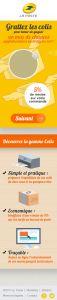 Jeu Concours Colis Mobile Step2