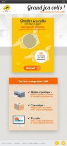 Jeu Concours Colis Tablette Verticale Step2