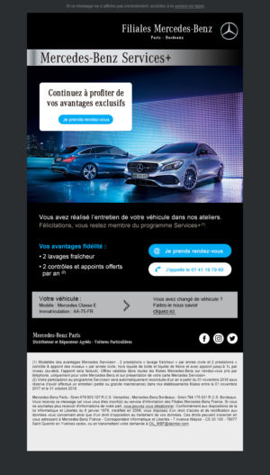 Mercedes Email Sevices+ Old Client