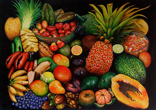 Fruits (aquarelle)