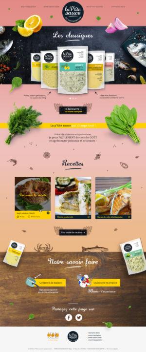 Home Page La Ptite Sauce