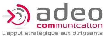 logo adeo communication