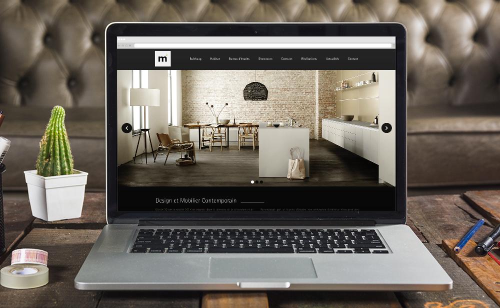 M2 Architecte d'Intérieur - Design et Mobilier Contemporain